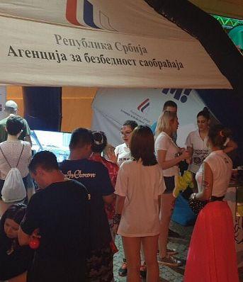 Успешан наступ Агенције на EXIT фестивалу
