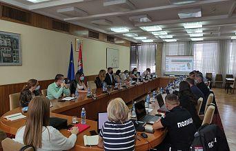 Одржана обука за коришћење локалних база података о обележјима безбедности саобраћаја у Београду   Agencija za bezbednost saobraćaja