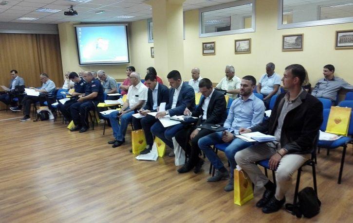 Održan sastanak sa Savetom za bezbednost saobraćaja Smedereva | Agencija za bezbednost saobraćaja