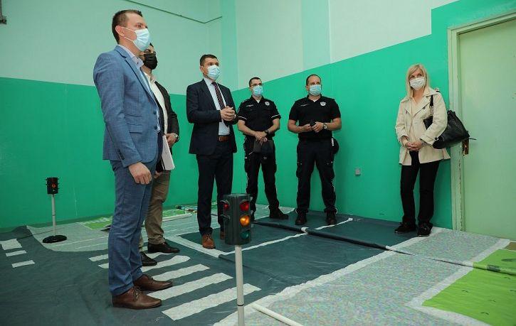 Агенција за безбедност саобраћаја у посети Ужицу | Agencija za bezbednost saobraćaja