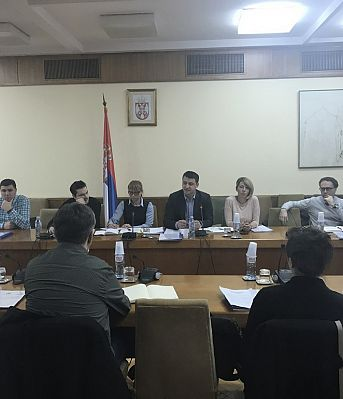 ROUND TABLE ABOUT TRAFFIC EDUCATION OF CHILDREN